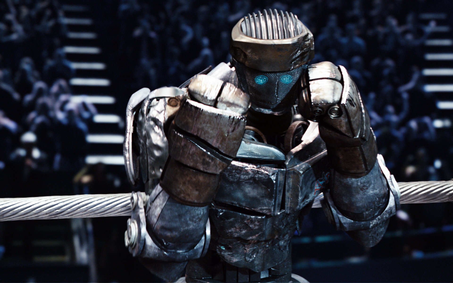 Image currently unavailable. Go to www.generator.ringhack.com and choose Real Steel World Robot Boxing image, you will be redirect to Real Steel World Robot Boxing Generator site.