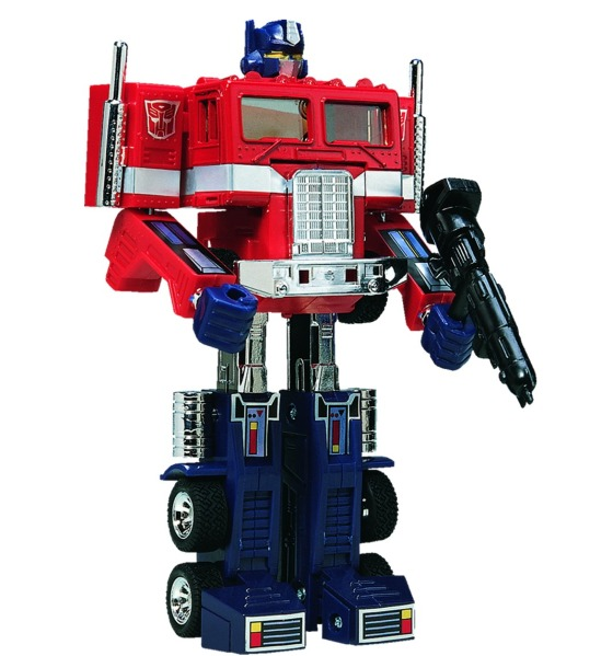 G1 TOY Optimus Robot1